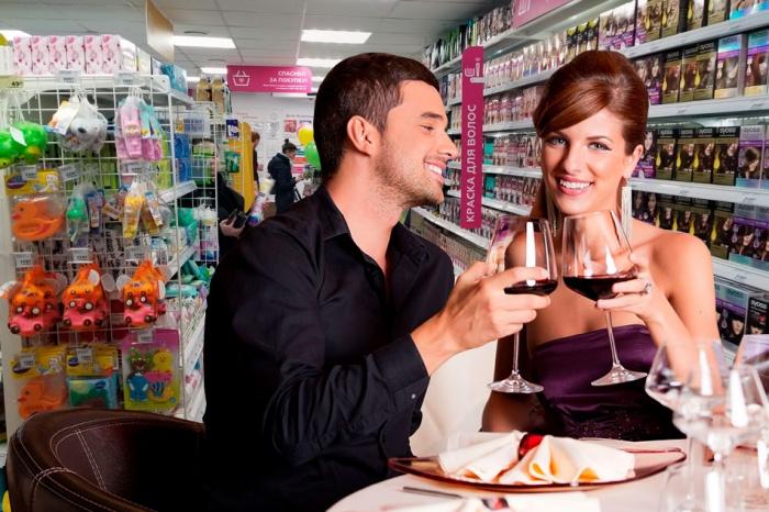В Екатеринбурге на месте нескольких ресторанов уже открылись супермаркеты