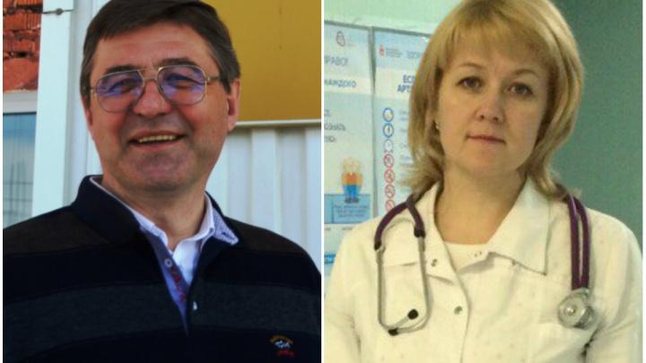 «Это обязывает лучше работать и лечить»: три прикамских медика стали лучшими «Врачами года» в России