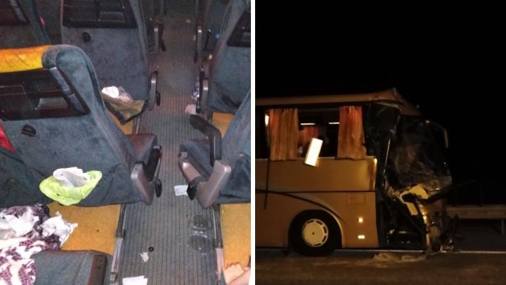 Пассажиры автобуса Пермь — Геленджик — о ДТП на Кубани: «Шишки, синяки и ожоги, но мы едем дальше»