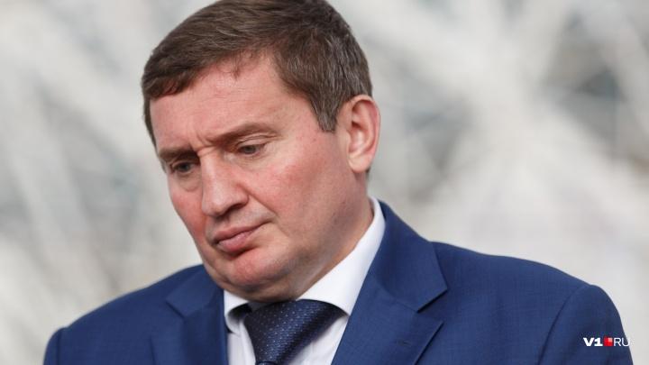 «Интенсивно работает»:Андрея Бочарова провожают с поста губернатора Волгоградской области