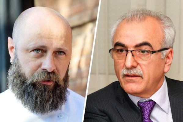 У Саввиди и Калинича финансовые споры возникают не впервые, но на прошлом заседании суд был на стороне ресторатора