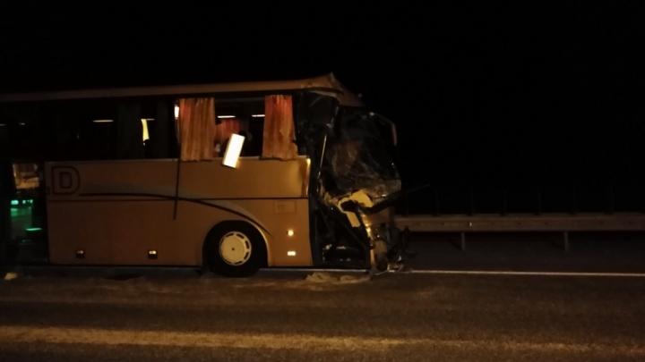 «Нас подрезали»: пассажирка автобуса Пермь — Геленджик о ДТП, в которое попал автобус с туристами