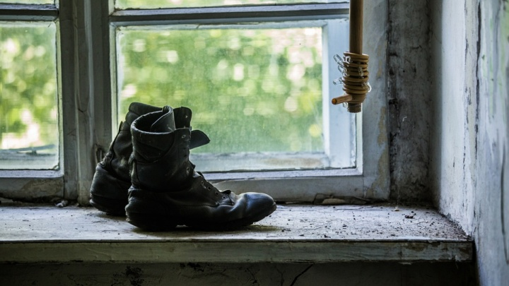 Припять за Каменкой: фоторепортаж из военного городка-призрака в Новосибирске