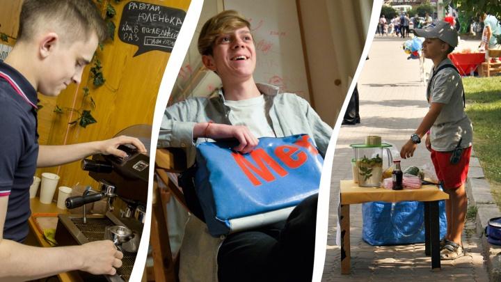 Не детские деньги: 6 историй школьников, которые сделали свой бизнес между уроками
