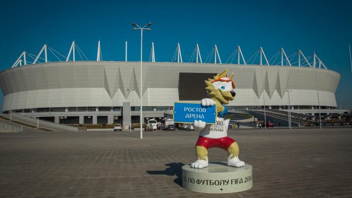«Ростов Арена» будет финансироваться из федерального бюджета до 2020 года