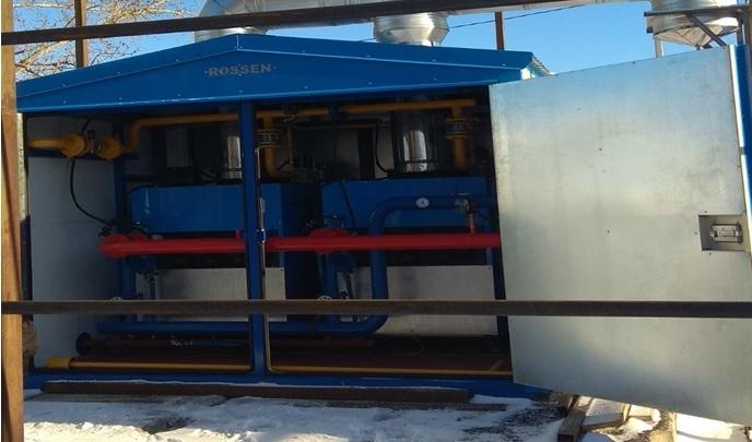 «Новый уровень»: взауральском селе модернизировали котельные, отапливающие школу и детский сад