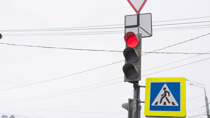 Концентрация ДТП: на опасных участках дорог в Ярославле поставят новые светофоры