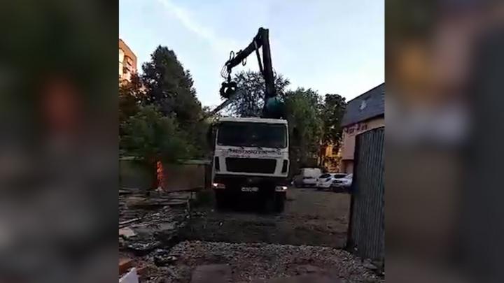 «Люди просто плакали»: жители Самары пожаловались на варварское уничтожение гаражей