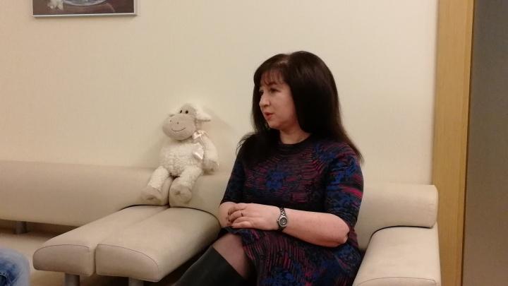 Натела Полежаева пригласила жителей городка Нефтяников на следующее судебное заседание