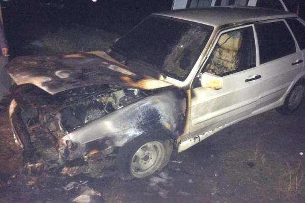 Ущерб владелица оценила в 76 тысяч рублей