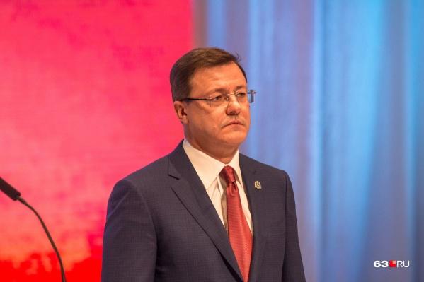 Азаров победил на выборах губернатора 9 сентября