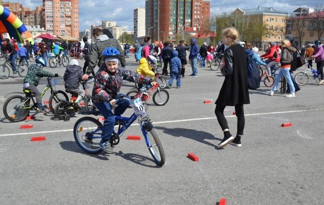 Стали известны дата и место проведения уфимского фестиваля «Велодетство-2017»