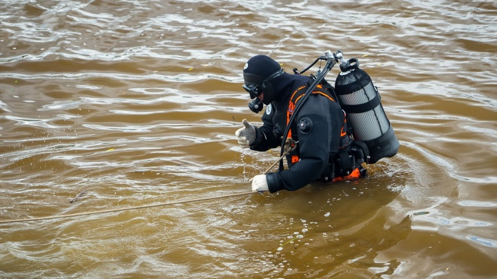 Под Новосибирском мужчина утонул в Оби