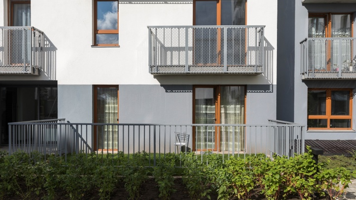 Городские огороды появились у жителей квартир в Калининском районе