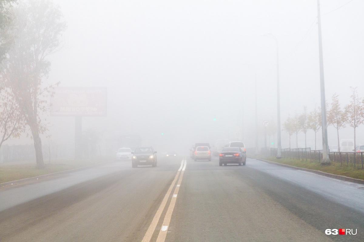 Автомобилистам стоит быть аккуратнее на дорогах