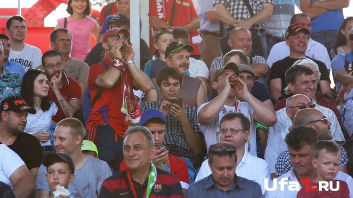 3–0! ФК «Уфа» разгромил «Анжи» и поднялся на третью строчку Премьер-лиги