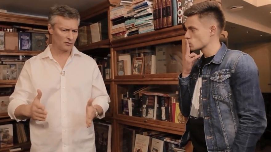 Полтора часа Ройзмана за 10 минут: публикуем главное из интервью мэра Юрию Дудю