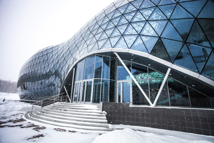 В Яндекс.Картах появилась панорама биотехнопарка Кольцово