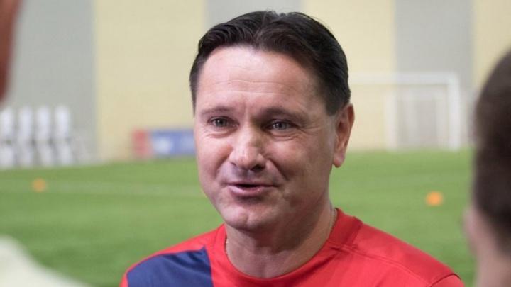 Главного тренера «Енисея» Аленичева поймали пьяным за рулем
