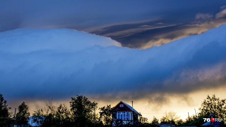 Экстренное предупреждение МЧС: ярославцев оповестили о возможных ЧС из-за ухудшения погоды