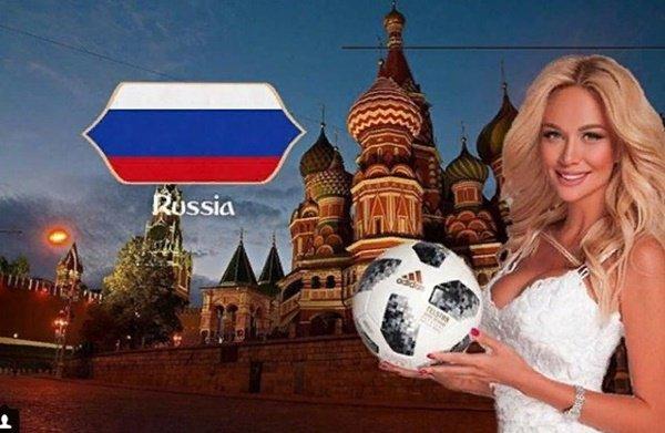 «Вперед, Россия»: ростовчанка Виктория Лопырева поддержала нашу сборную новым фото