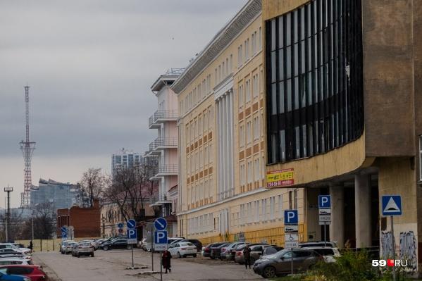 Гостиницу планируют открыть в 2022 году