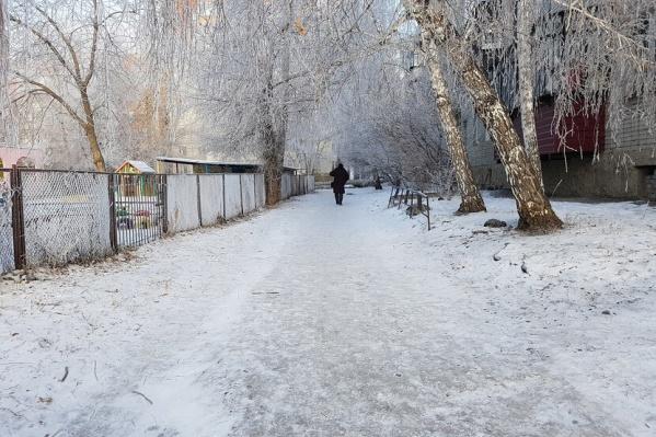 С потеплением придет снег