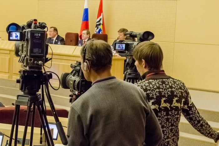 Деньги пойдут на телепрограммы о деятельности депутатов