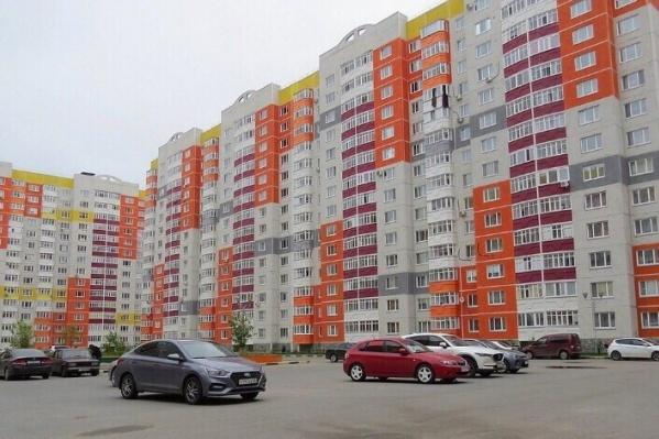 Преступление произошло в высотке по улице Кремлевской вЖК «Плеханово» минувшей зимой
