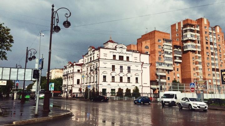 Тюменские синоптики обещают дождливую погоду на последние выходные лета