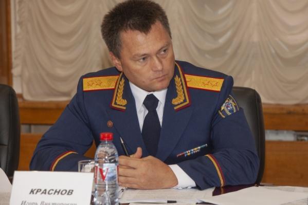 Игорь Краснов родился в Архангельске, учился вПоморском государственном университете им. Ломоносова