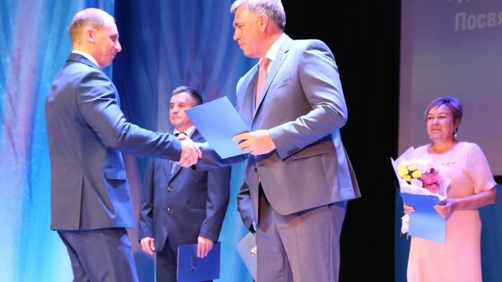 В ООО «Газпром трансгаз Чайковский» отметили профессиональный праздник