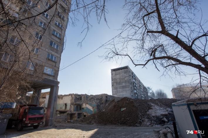 629f2ae56e441 Новый дом для пострадавших жителей могут построить, если высотку признают  аварийной