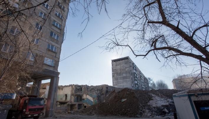 Власти нашли участок под новый дом для жителей высотки, пострадавшей от взрыва в Магнитогорске