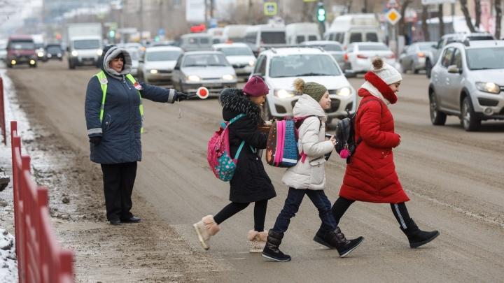 Слишком много аварий: у опасного перехода на Первой Продольной Волгограда ограничили скорость