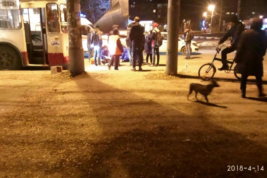 ДТП произошло в Металлургическом районе 14 апреля