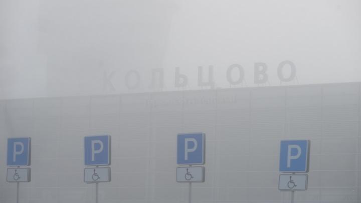 В челябинском аэропорту из-за тумана посадили пять самолётов, направлявшихся в Екатеринбург