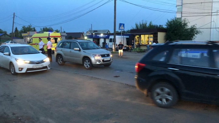 В День города водитель сбил трёх пешеходов на «зебре»
