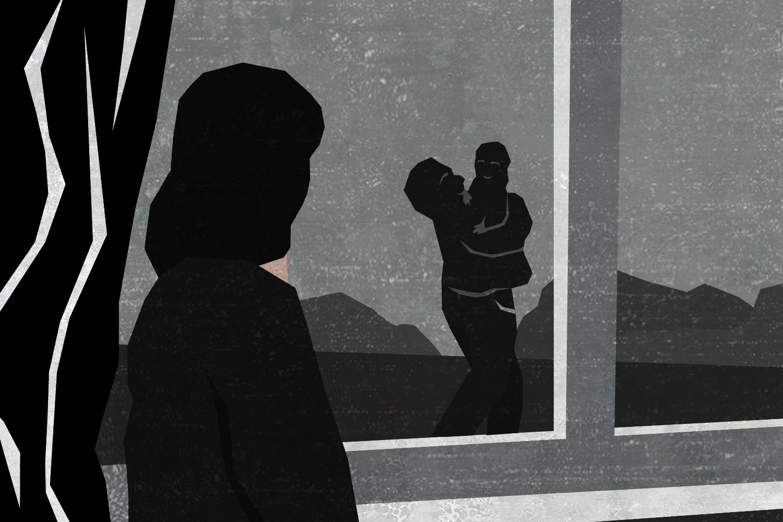 Замалчивание конфликтов и сглаживание острых углов семейной жизни иногда приводит к мрачным фантазиям