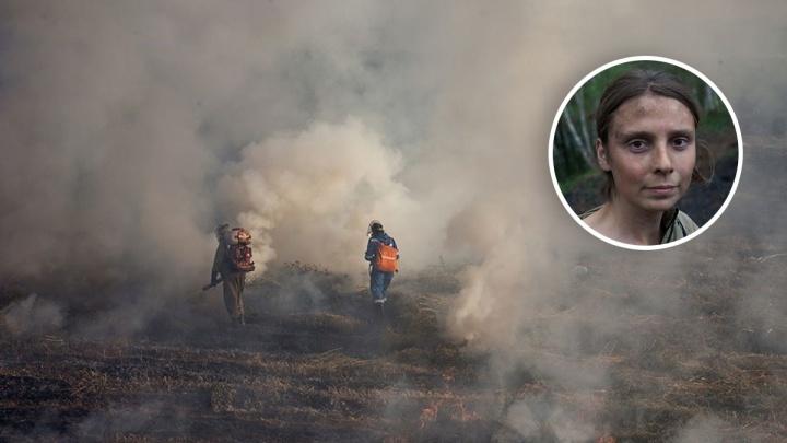 «Дешевле не допустить огня, чем его тушить»: волонтер из Екатеринбурга — о том, почему горят деревья