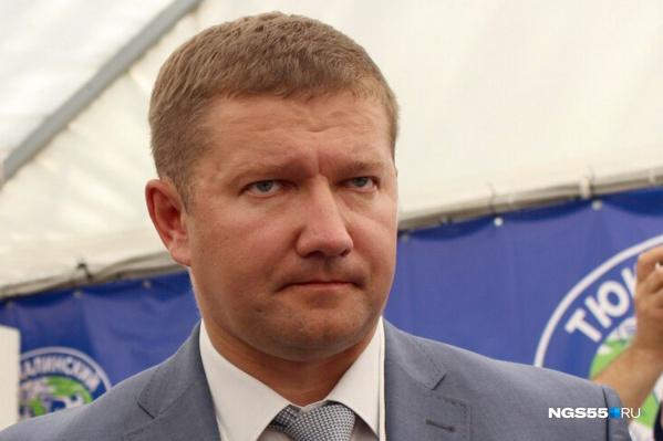 Максим Чекусов оставит свой пост в марте, чтобы возглавить «Омский аграрный научный центр»