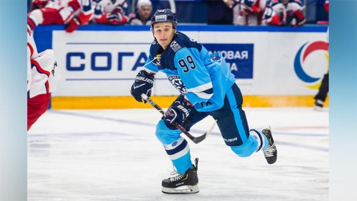 Нападающий«Сибири» вызван в молодёжную сборную России