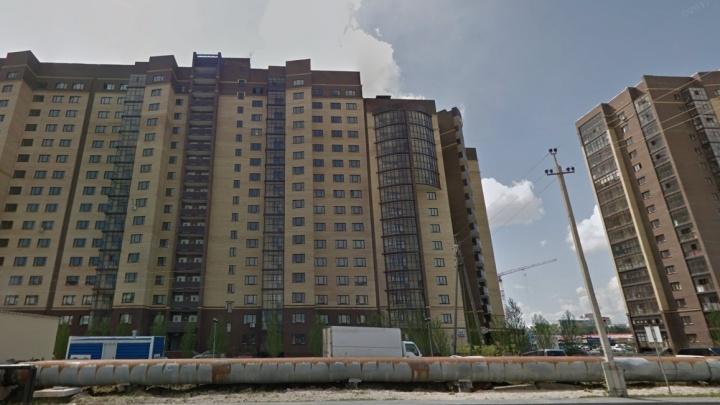 Из окна 16-этажки на Харьковской выпал мужчина