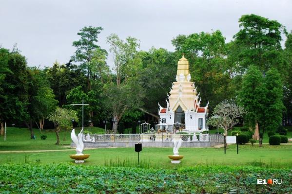 Таиланд — одно из самых популярных заграничных направлений в новогодние праздники
