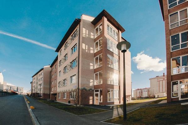 Продуманный до мелочей проект понравится всем, кто ждет от жилья уединения и комфорта