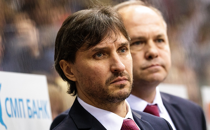 Новый тренер «Трактора» Алексей Тертышный прошёл школу молодёжных команд и ВХЛ