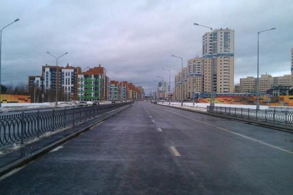 Открытия проспекта Сахарова жители Академического ждали с конца прошлого года