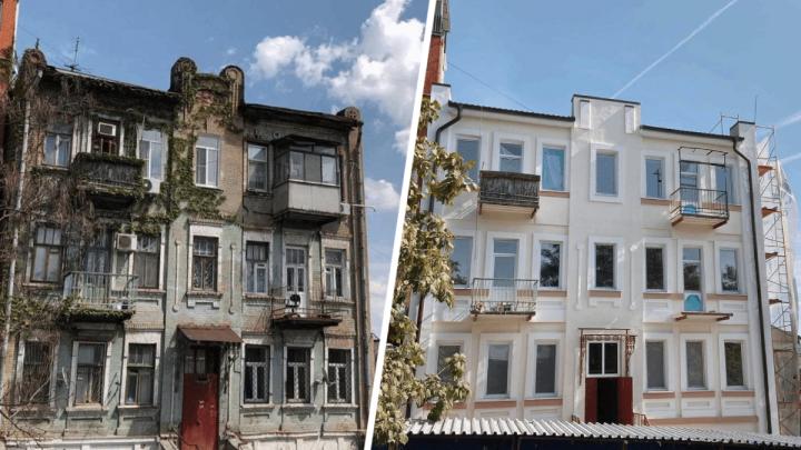 «Цензурных слов не хватает»: столичные блогеры раскритиковали ремонт дома на улице Чехова в Ростове