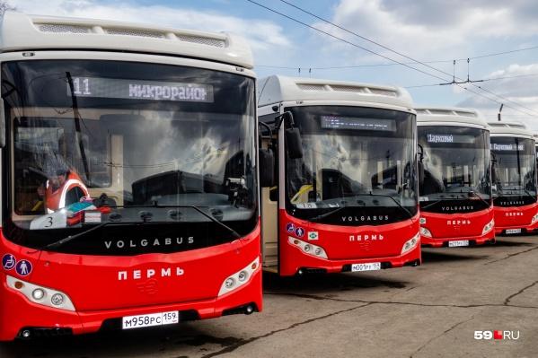 Договор на обслуживание автобусов заключен до конца июля 2020 года