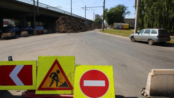 Подрядчик реконструкции Московского шоссе борется за Заводское